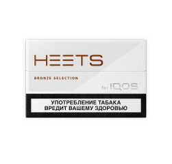 Стики IQOS HEETS BRONZE SELECTION
