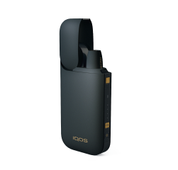 Tobacco heating system IQOS 2.4P, black